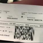 飛行機の座席番号がGTE。チェックイン後に乗れない可能性と座席確定までの流れ。