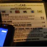 ハワイのタクシーではクレジットカードは使えないと思った方が良い。