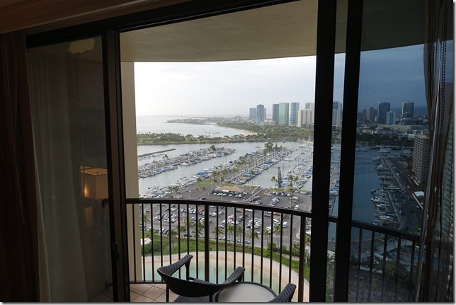 Hilton Hawaiian Village Waikiki Beach Resort(ヒルトン ハワイアン ビレッジ ワイキキ ビーチ リゾート )宿泊レビュー。