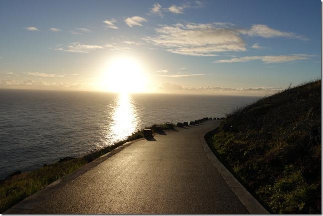 マカプウ岬(マカプウ・ライトハウス・トレイル)の「日の出」が最高だった。