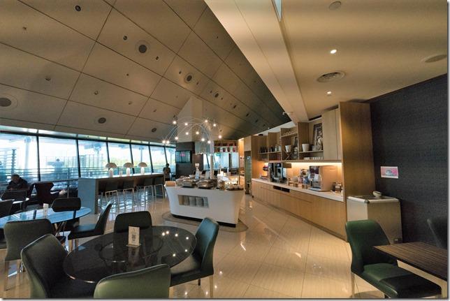 チャンギ空港ターミナル2「Ambassador Transit Lounge(アンバサダー・トランジット・ラウンジ)」レビュー。