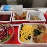 JAL国際線プレミアムエコノミー搭乗レビュー。成田→シンガポール便。