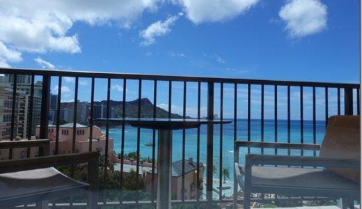 Sheraton Waikiki(シェラトン ワイキキ)宿泊レビュー。