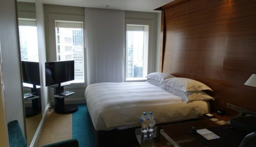 Hilton Sydney(ヒルトン シドニー)宿泊レビュー。