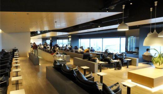 羽田空港 国内線 第1ターミナル(JAL側)カードラウンジレビュー。3つのPOWER LOUNGEの違い。