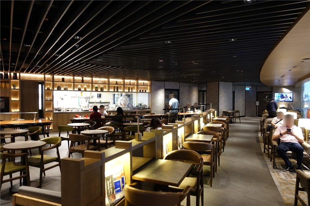 KLIA2 Plaza Premium Lounge