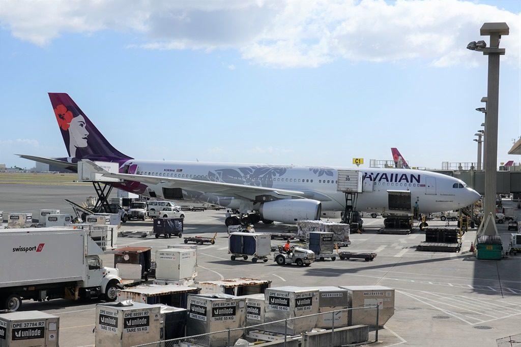 JALコードシェア便ハワイアン航空のデメリット