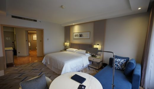Sheraton Imperial Kuala Lumpur Hotel(シェラトン インペリアル クアラルンプールホテル)宿泊レビュー