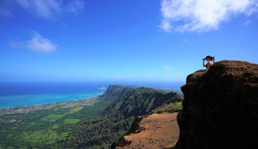 クリオウオウ・リッジ・トレイル(Kuli'ou'ou Ridge Trail)登頂レビュー。