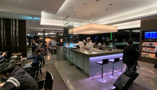 成田空港第2ターミナルJALファーストクラスラウンジ本館(国際線)レビュー。