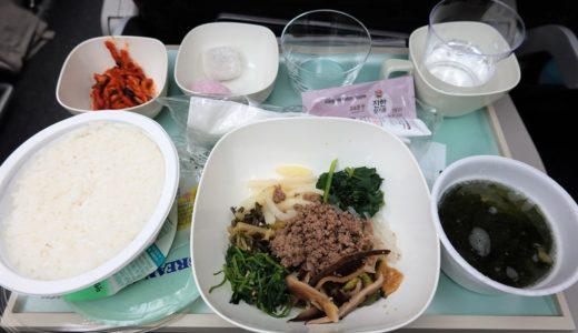 大韓航空 仁川(ソウル)⇔ホノルル(ハワイ) エコノミークラス B747-8(74H) 搭乗レビュー。