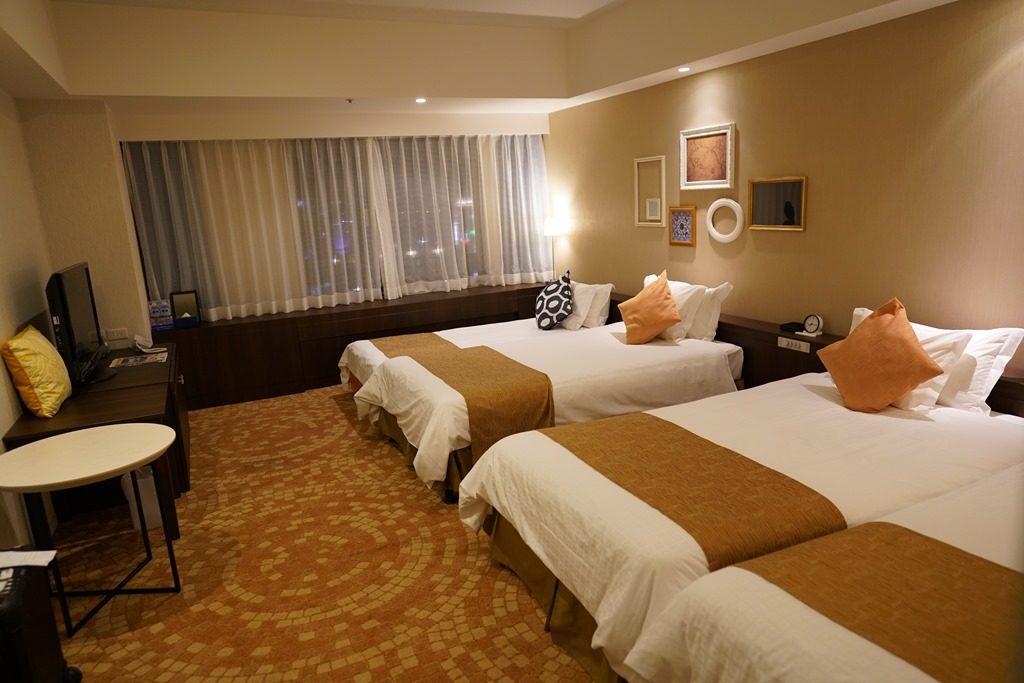 USJホテルユニバーサルポート客室