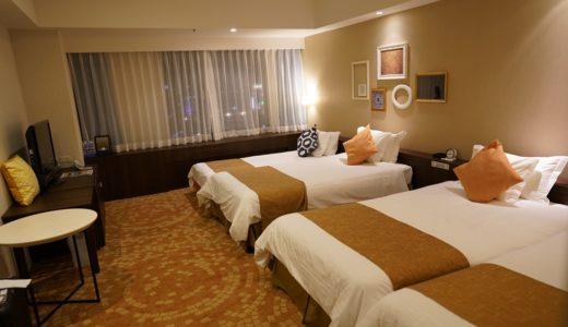 USJオフィシャルホテル「ホテルユニバーサルポート」宿泊レビュー