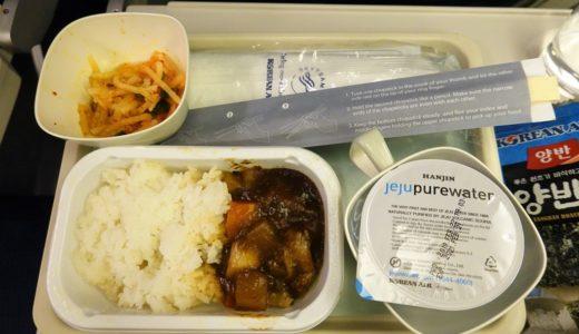 大韓航空 成田→仁川(ソウル)→羽田 エコノミークラス搭乗レビュー。B747-8(74H)とB737-900(739)の比較と違い。