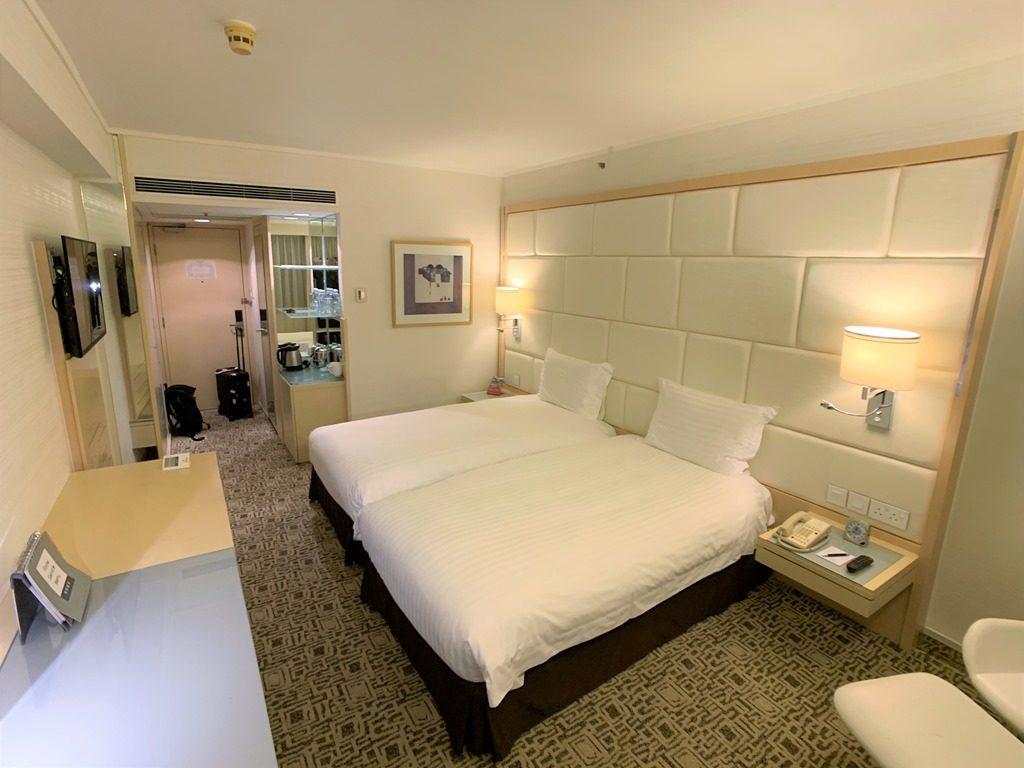 香港リーガルエアポートホテル客室