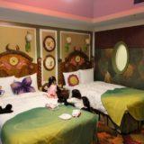 ディズニーランドホテル客室