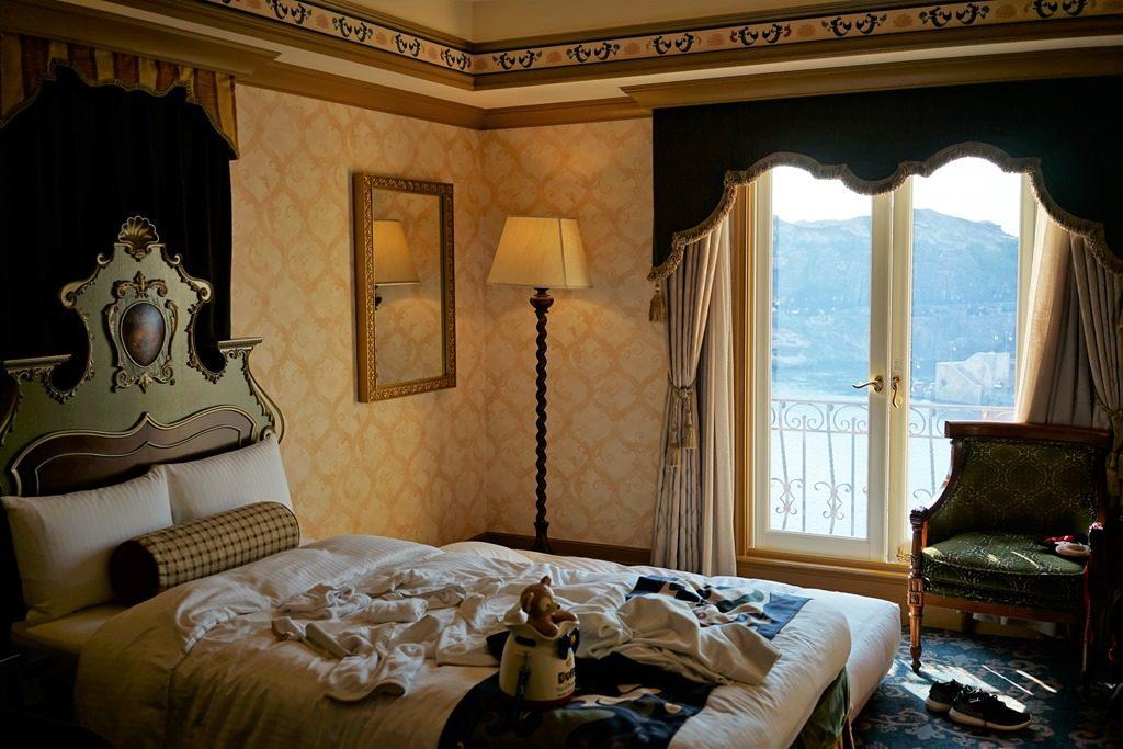 ホテルミラコスタの客室
