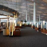 北京空港エアチャイナファーストクラスラウンジ