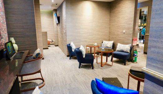 スワンナプーム国際空港バンコクエアウェイズ「Blue Ribbon Club Lounge(ブルーリボンクラブラウンジ)」レビュー