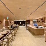 JALファーストクラスラウンジ成田本館4階