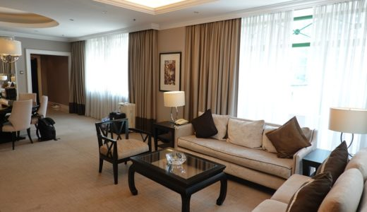 The Ritz-Carlton Kuala Lumpur(ザ・リッツカールトン クアラルンプール)宿泊レビュー