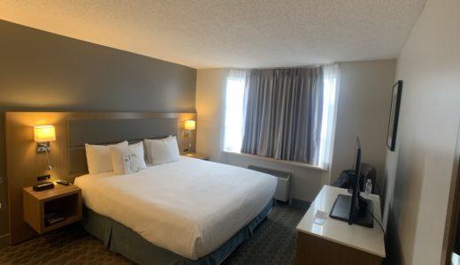 Coast Vancouver Airport Hotel(コースト バンクーバー エアポート ホテル)宿泊レビュー