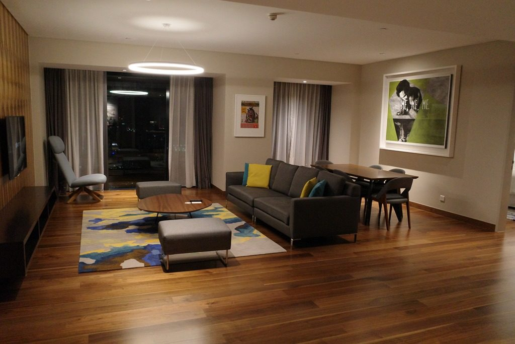 エレメントクアラルンプール客室