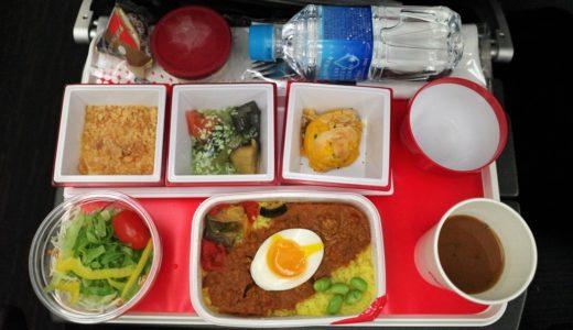 JAL国際線 成田⇔クアラルンプール便エコノミークラス(SKY SUITE 787-9)搭乗レビュー