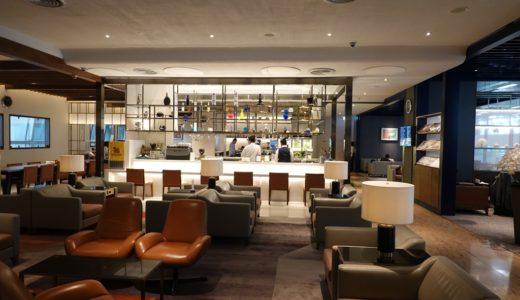 スワンナプーム空港シンガポール航空「SilverKris Lounge(シルバークリスラウンジ)」レビュー