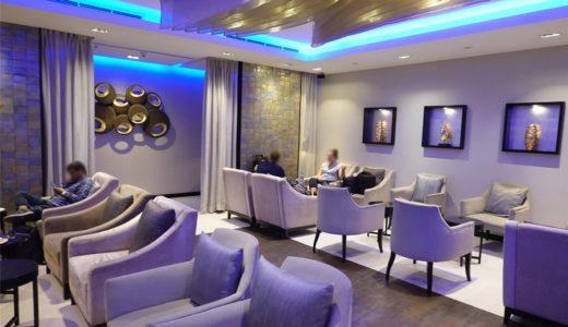 スワンナプーム空港オマーン航空ラウンジ「Oman Air First & Business Class Lounge」レビュー