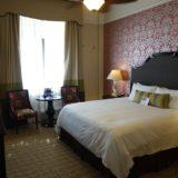 ロイヤルハワイアンホテルの客室