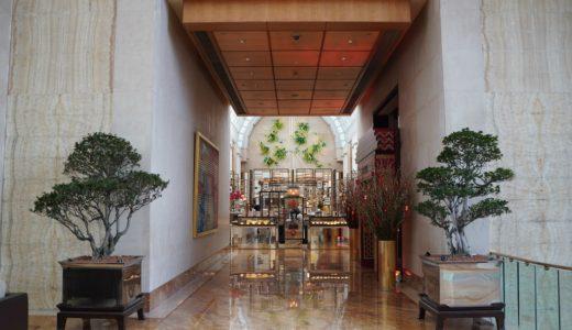 リッツカールトン シンガポールのレストラン「COLONY(コロニー)」レビュー