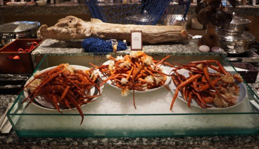 ヒルトン沖縄北谷のブッフェレストラン「SURIYUN(スリユン)」レビュー