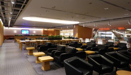 チャンギ空港カンタス航空シンガポールラウンジ「The Qantas Singapore Lounge」レビュー