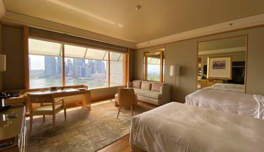 ザ・リッツ カールトン ミレニア シンガポール(The Ritz-Carlton Millenia Singapore)宿泊レビュー