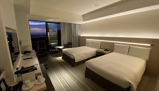 ヒルトン沖縄北谷リゾート(Hilton Okinawa Chatan Resort)宿泊レビュー