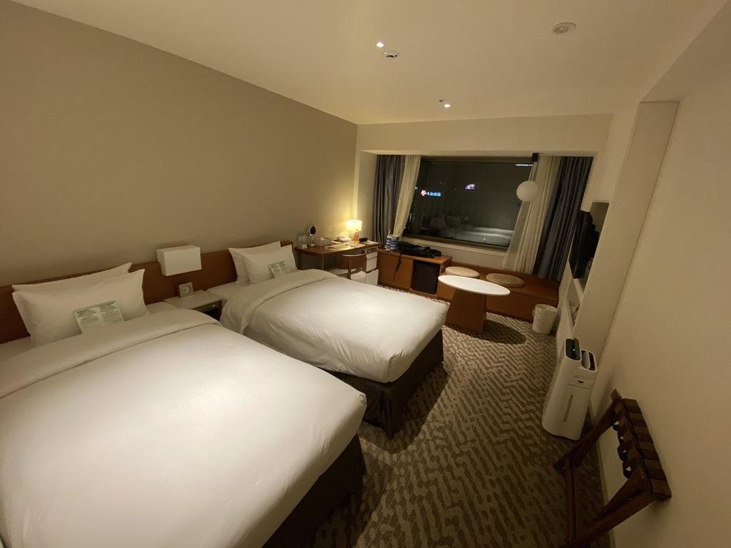 京王プラザホテル札幌レビュー